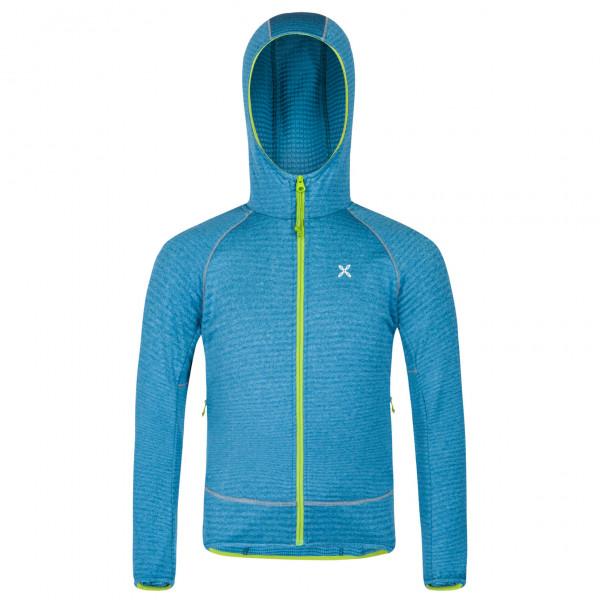 Kid's Thermal Grid Hoody Maglia - Fleece jacket
