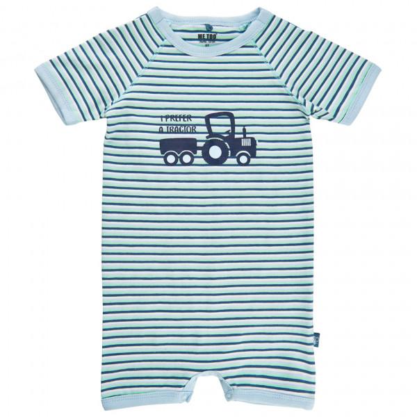ME TOO - Kid's Suit S/S Y/D Stripe - Overall