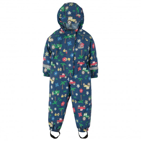 Frugi - Kid's Puddle Buster Suit - Overall