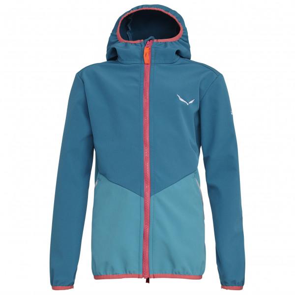 Salewa - Kid's Fanes 2 Stormwall Jacket - Softshell jacket