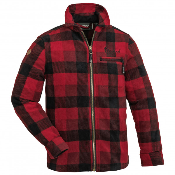 Pinewood - Kid's Kanada Fleece Hemd - Fleecejack