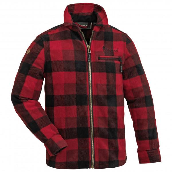 Pinewood - Kid's Kanada Fleece Hemd - Fleecejakke