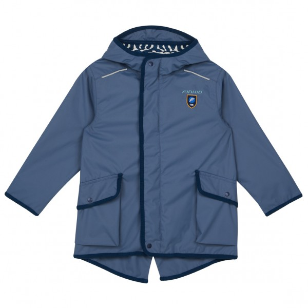 Finkid - Kid's Pikku Majakka  Hood - Waterproof jacket