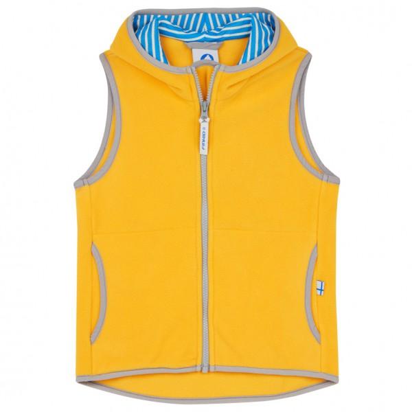 Finkid - Kid's Poppeli Pixie Hood - Fleece vest