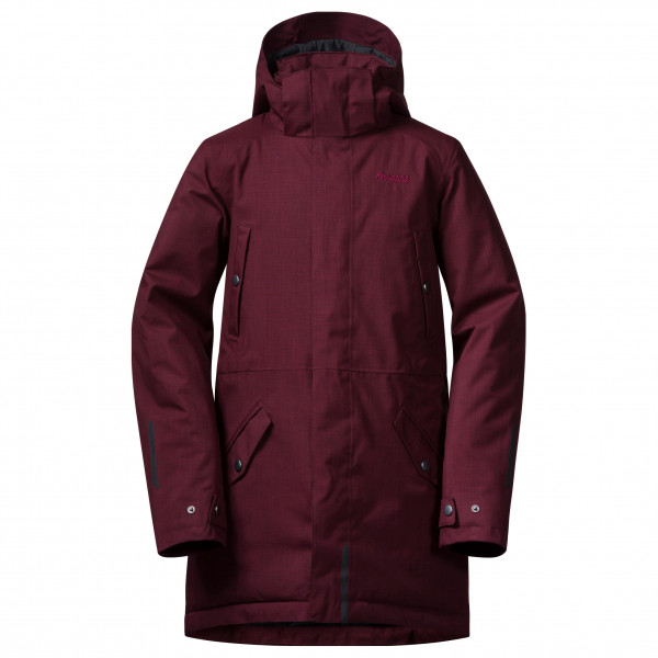 Bergans - Vangen Insulated Youth Girl Parka - Vinterjacka