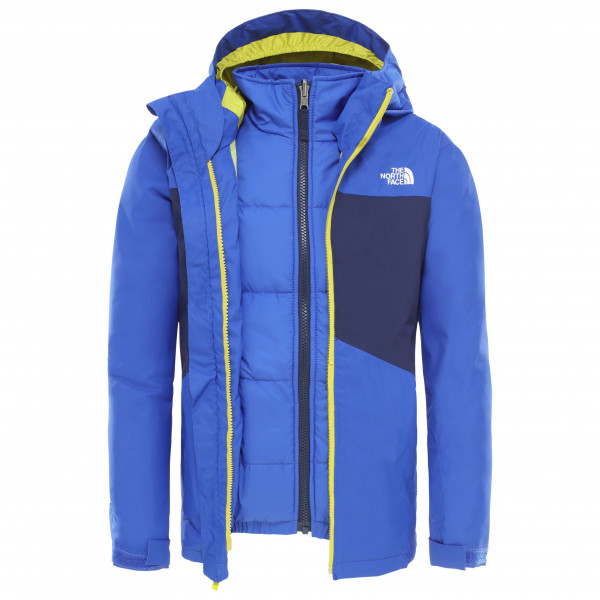 The North Face - Boy's Clement Triclimate - Dubbel jack