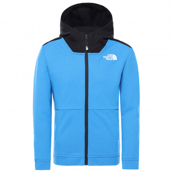 The North Face - Boy's Slacker FullZip Hoody - Fleece jacket