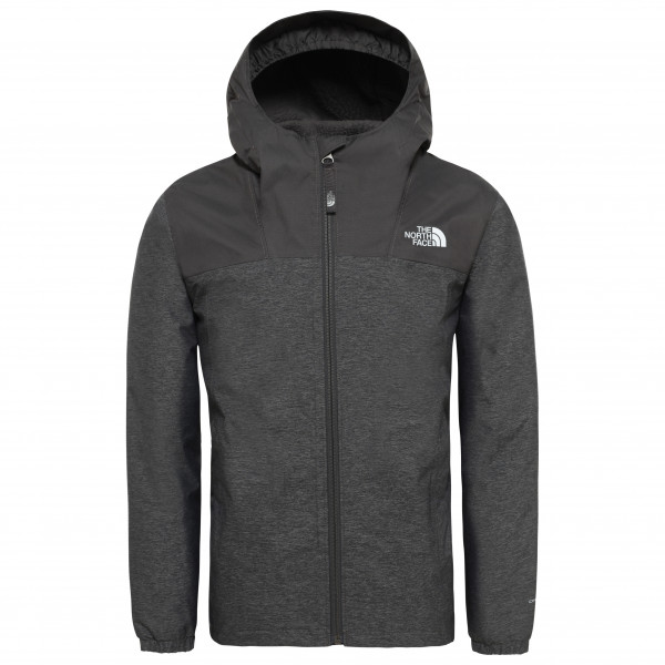 The North Face - Boy's Warm Storm Jacket with Nylon - Winterjack