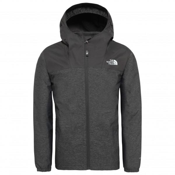 The North Face - Boy's Warm Storm Jacket with Nylon - Talvitakki