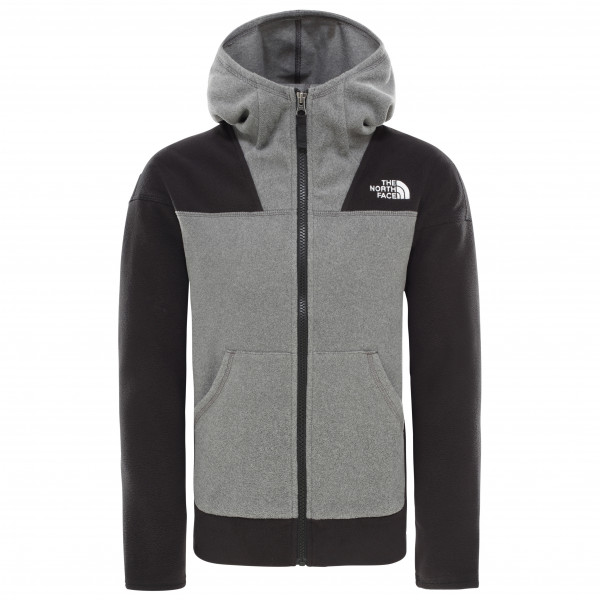 The North Face - Girl's Glacier FullZip Hoody - Fleecejacke