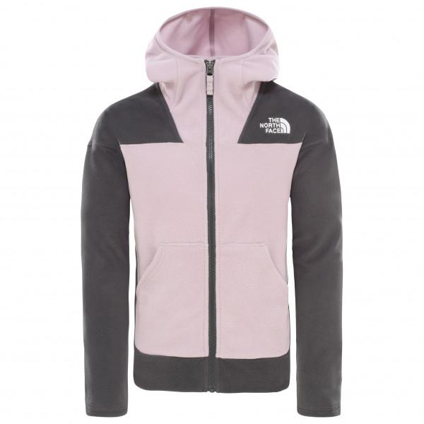 The North Face - Girl's Glacier FullZip Hoody - Fleece jacket