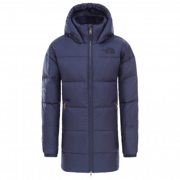 The North Face - Girl's Gotham Down Parka - Dunjacka