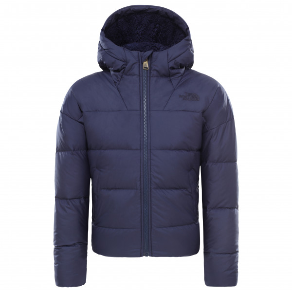 The North Face - Girl's Moondoggy Down Jacket - Donzen jack