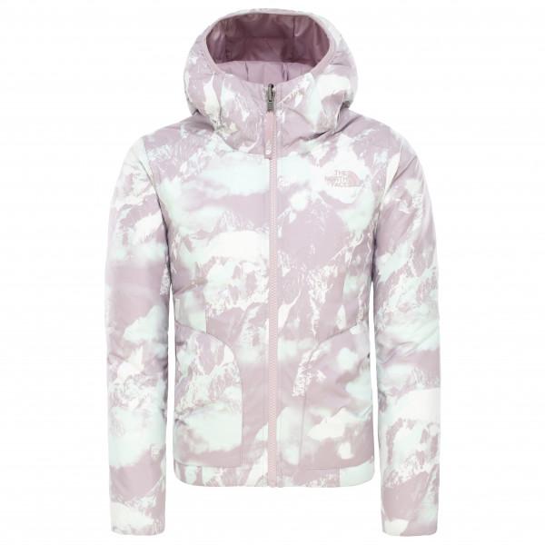 The North Face - Girl's Reversible Perrito Jacket - Syntetisk jakke