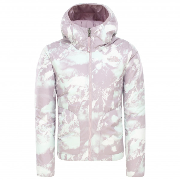The North Face - Girl's Reversible Perrito Jacket - Syntetjacka