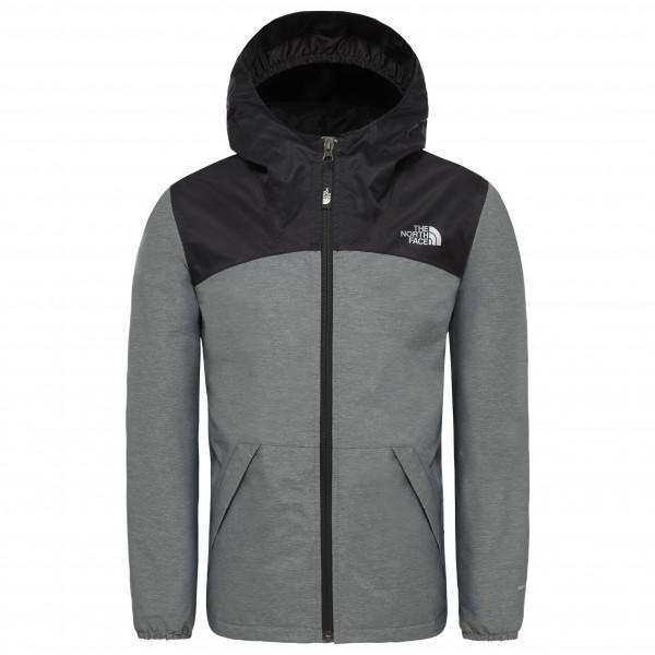 The North Face - Girl's Warm Storm Jacket w. Nylon - Vinterjakke