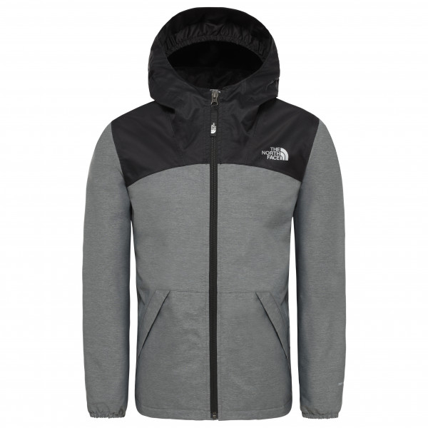 The North Face - Girl's Warm Storm Jacket w. Nylon - Winterjacke
