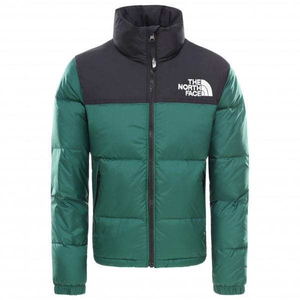 The North Face - Youth Retro Nuptse Jacket Nylon - Donzen jack