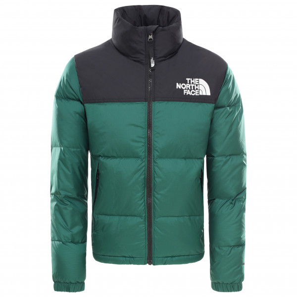 The North Face - Youth Retro Nuptse Jacket Nylon - Down jacket