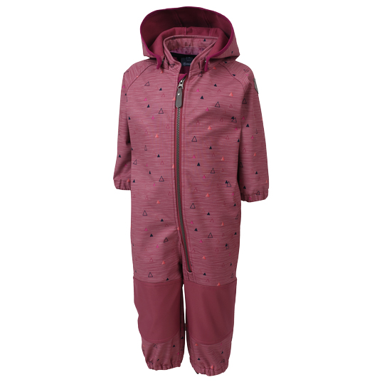 Color Kids - Kid's Kajo Mini Softshell Coverall - Overall