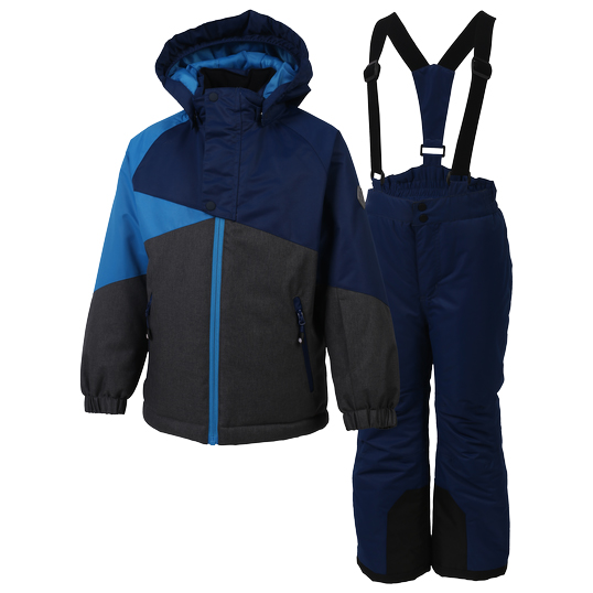 Color Kids - Kid's Sacramento Padded Ski Set - Ski jacket