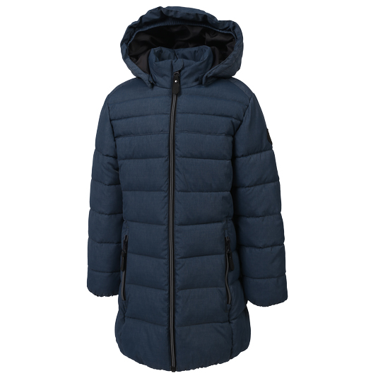Color Kids - Kid's Senya Padded Jacket - Mantel