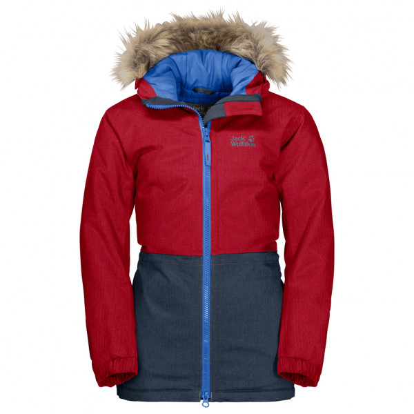 Jack Wolfskin - Kid's Bandai Jacket - Winter jacket