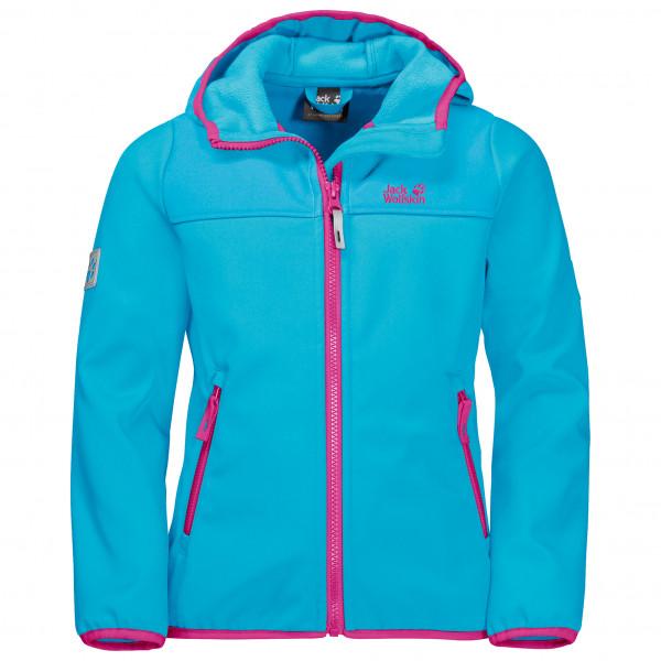 Kid's Fourwinds Jacket - Softshell jacket
