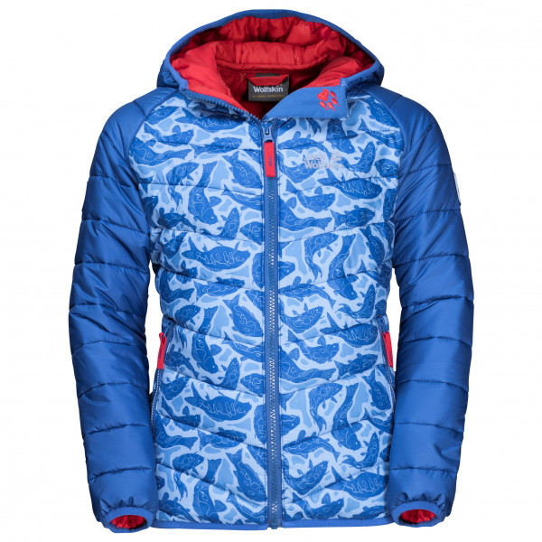 Jack Wolfskin - Kid's Zenon Print Jacket - Synthetic jacket