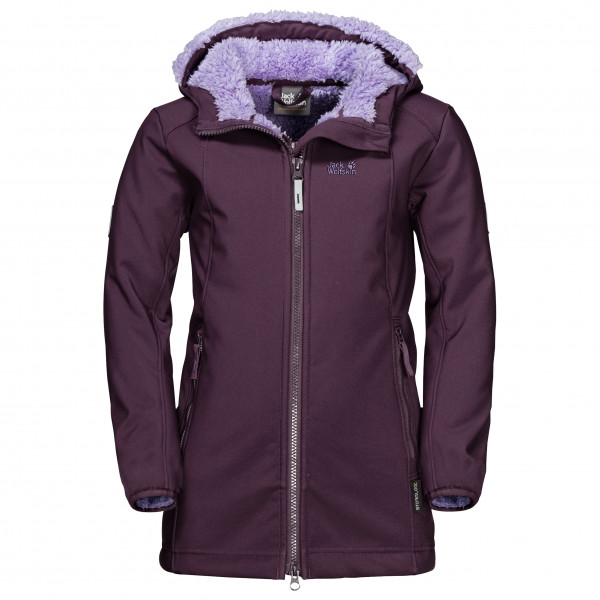 Jack Wolfskin - Kissekat Coat Girls - Jas