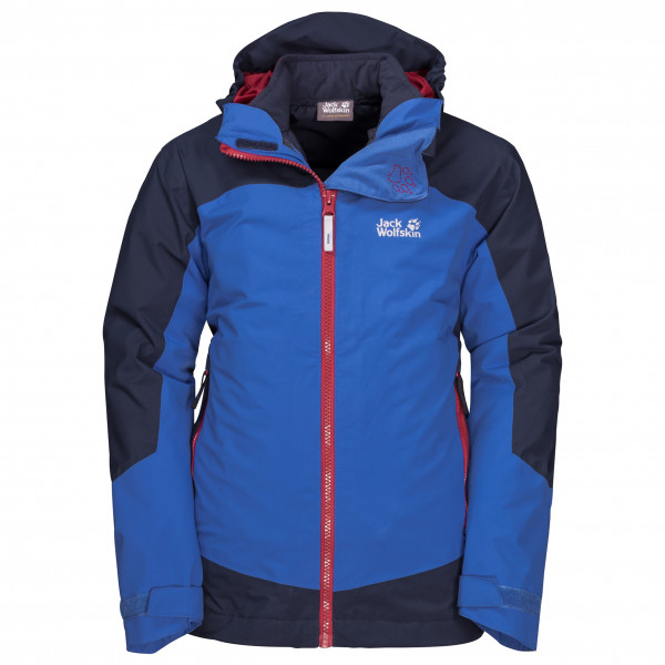 Jack Wolfskin - Ropi 3in1 Jacket Boys - 3-in-1 jacket