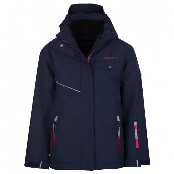 Trollkids - Girl's Hovden Jacket - Ski jacket