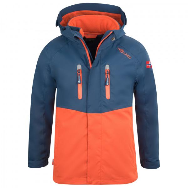 Trollkids - Kid's Bryggen 3in1 Jacket - 3 i 1-jakke