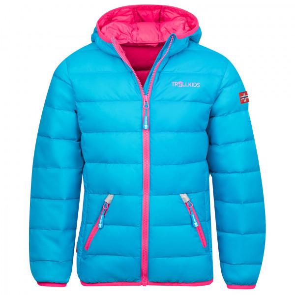 Trollkids - Kid's Dovrefjell Jacket - Down jacket