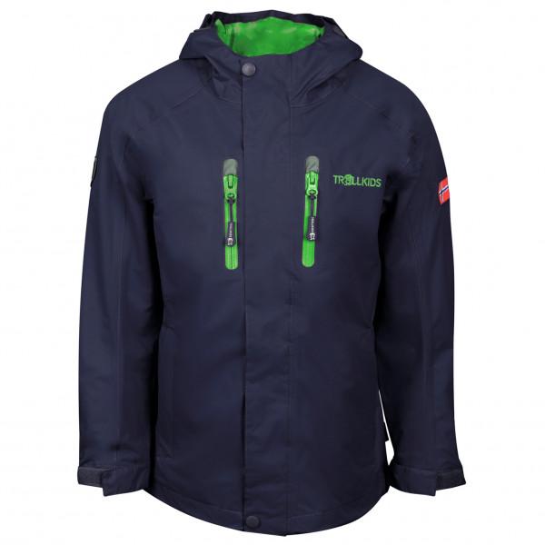 Trollkids - Kid's Sognefjord Jacket XT - Sadetakki