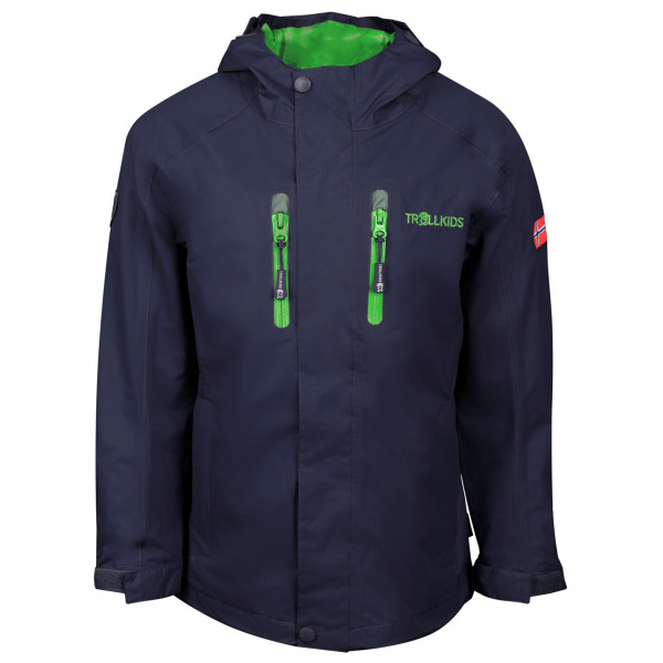 Trollkids - Kid's Sognefjord Jacket XT - Waterproof jacket