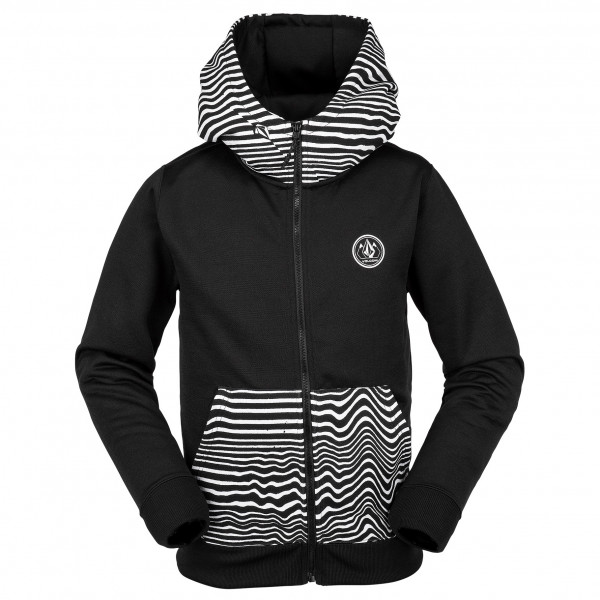 Volcom - Kid's Grohman Fleece - Fleecejack