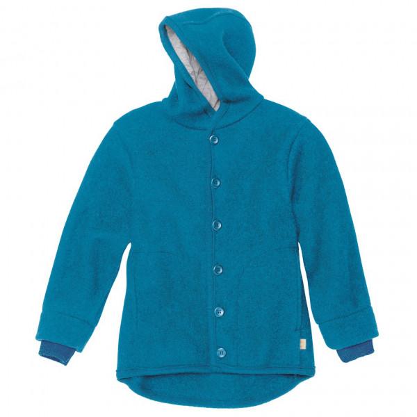 Kid's Walk-Jacke - Wool jacket