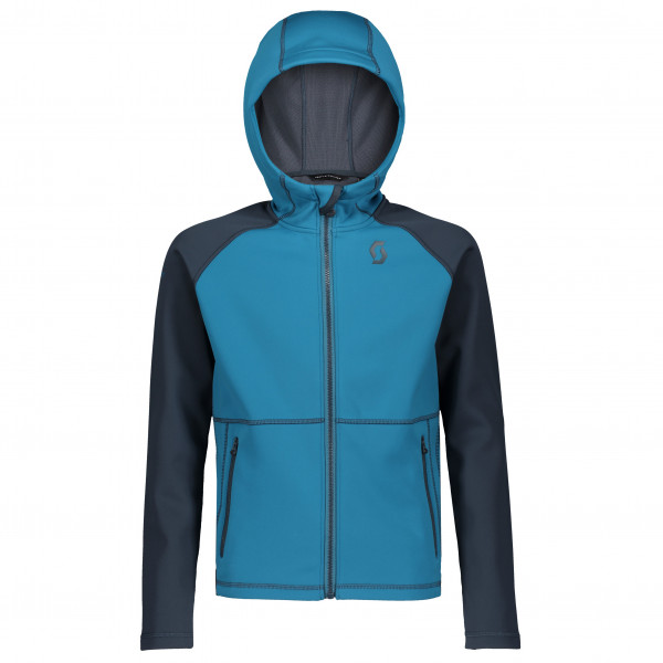 Scott - Kid's Hoody Defined Tech - Fleecejack