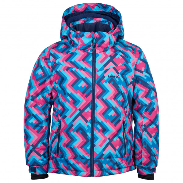 Kamik - Kid's Tessie Grid - Syntetisk jakke