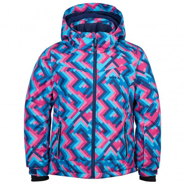 Kamik - Kid's Tessie Grid - Synthetic jacket