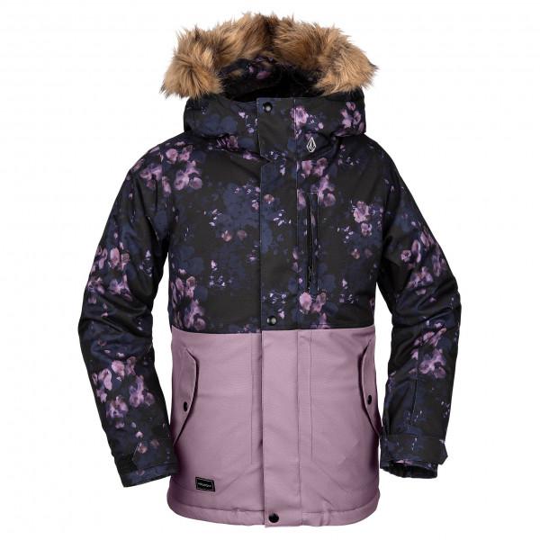 Volcom - Kid's So Minty Insulate Jacket - Laskettelutakki