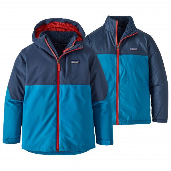 Patagonia - Kid's 4-in-1 Everyday Jacket - Doppeljacke