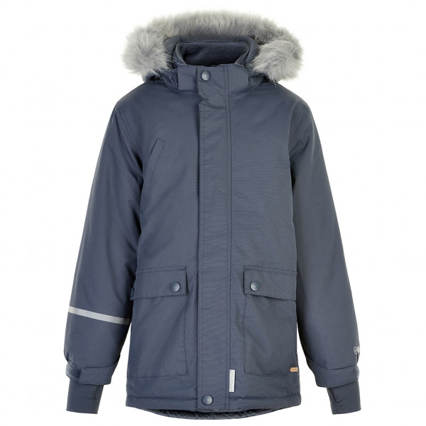 Minymo - Boy's Snow Jacket Tussor Solid - Vinterjakke