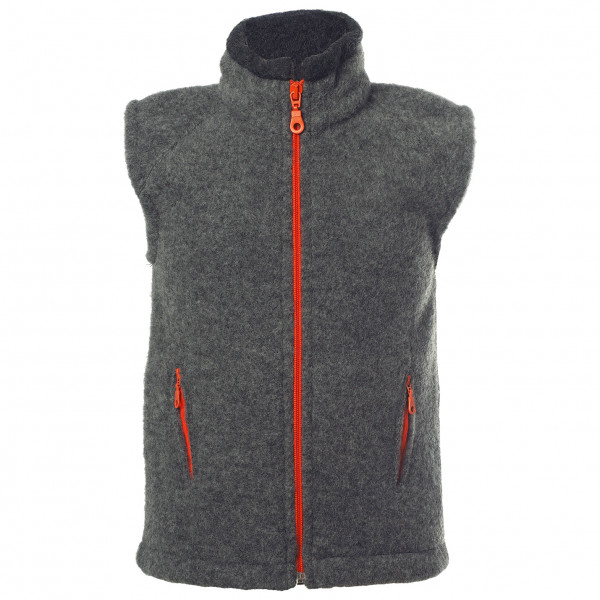 Kid's Fleeceweste Colori - Merino vest