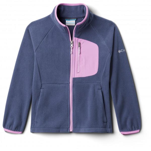 Columbia - Kid's Fast Trek III Fleece Full Zip - Fleece jacket