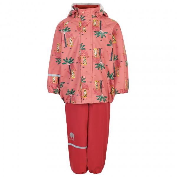 CeLaVi - Kid's Rainwear Set AOP - Kedeldragt