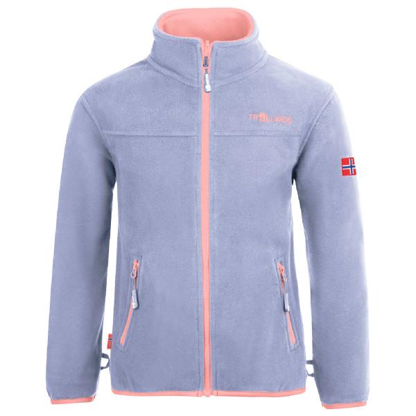 Trollkids - Girls Oppdal Jacket XT - Fleece jacket
