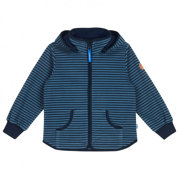 Finkid - Kid's Tonttu Striped - Fleece jacket