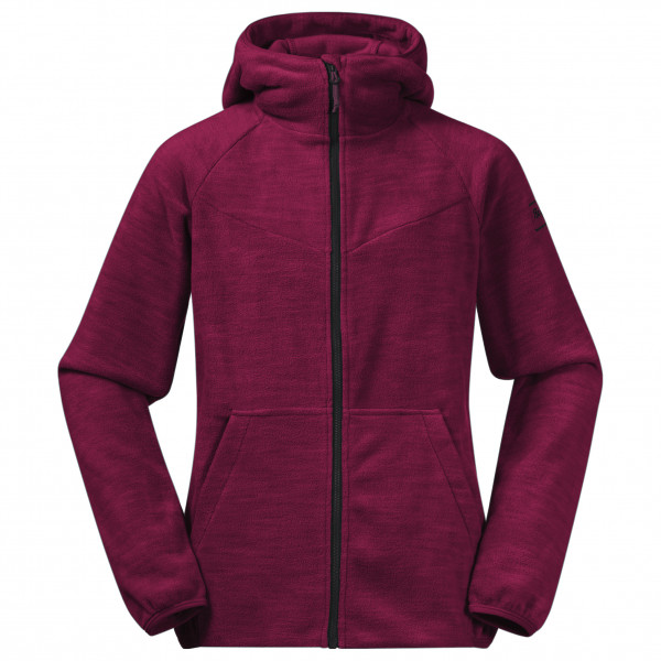 Bergans - Hareid Youth Girl Jacket - Fleecejacke